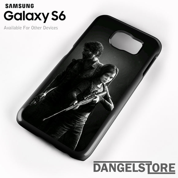 The Last of Us Joel and Ellie (2)  - Samsung Galaxy Case - Samsung S6 Case - DANGELSTORE