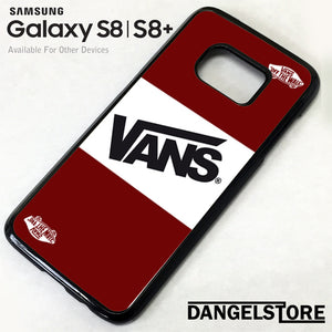 880aa84bc443b2 Vans heart red style - Samsung S8 case - Samsung S8 Plus Case - DANGELSTORE