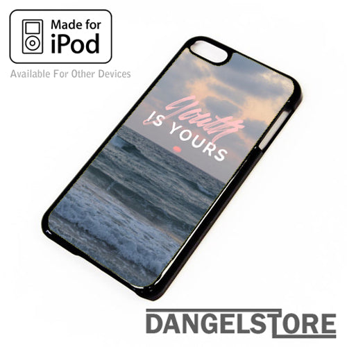 Youth Is Yours - iPod Case - Dangelstore