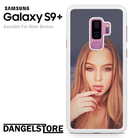Zara Larsson 2 - Samsung Galaxy S9 Plus by Dangelstore team