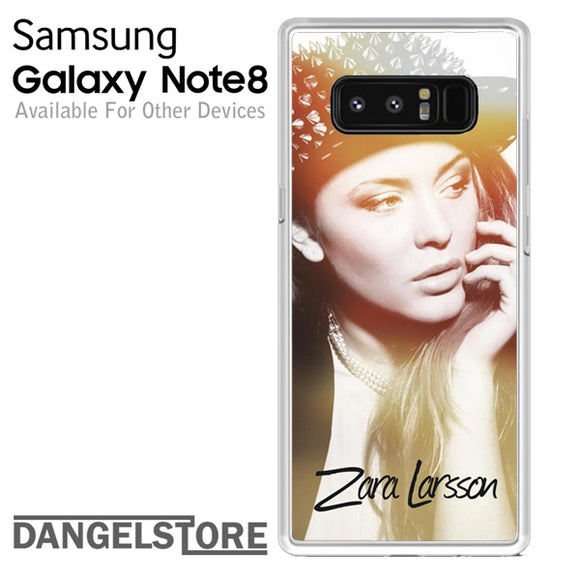 Zara Larsson Beautiful - Samsung Galaxy S9 Plus by Dangelstore team