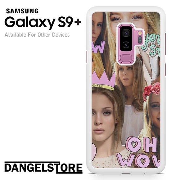 Zara Larsson Collage - Samsung Galaxy S9 Plus by Dangelstore team