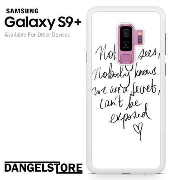 Zara Larsson Lyric - Samsung Galaxy S9 Plus by Dangelstore team