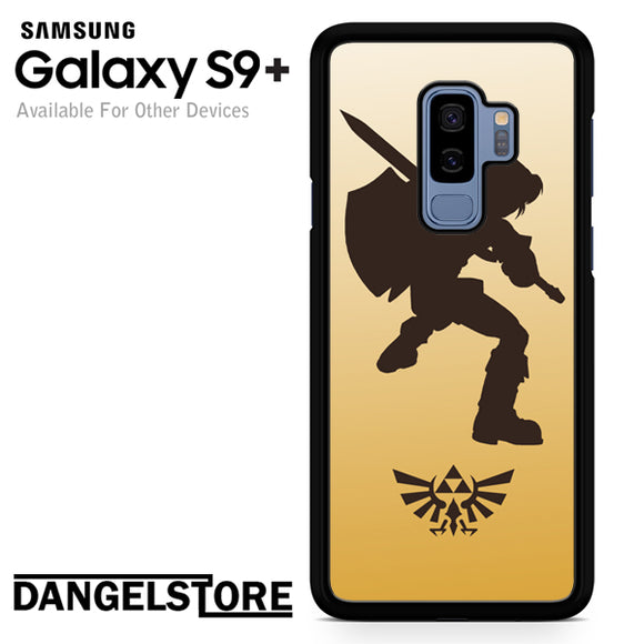 Zelda Gold Art - Samsung Galaxy S9 Plus by Dangelstore team