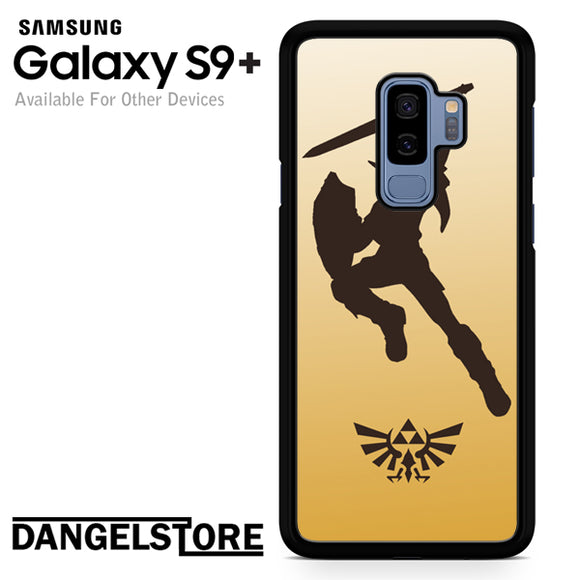 Zelda Gold - Samsung Galaxy S9 Plus by Dangelstore team