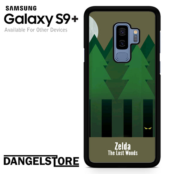 Zelda The Lost Woods YT - Samsung Galaxy S9 Plus by Dangelstore team