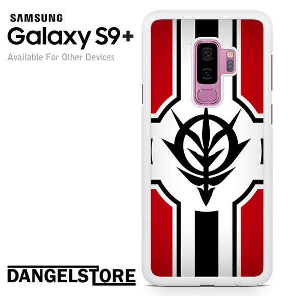 Zeon Gundam - Samsung Galaxy S9 Plus by Dangelstore team