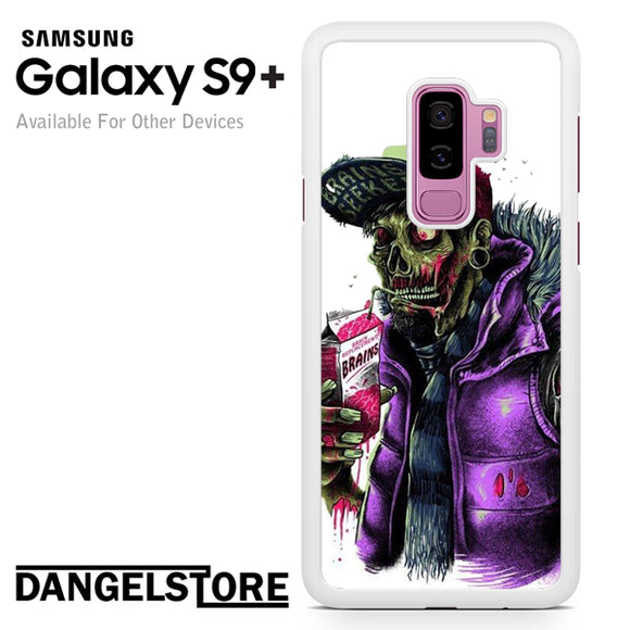 Zombie Rapper - Samsung Galaxy S9 Plus by Dangelstore team