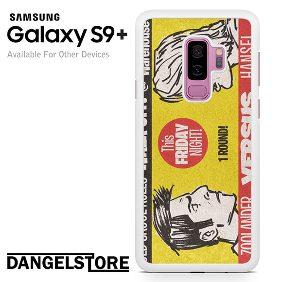 Zoolander VS Hansel Walk Off - Samsung Galaxy S9 Plus by Dangelstore team