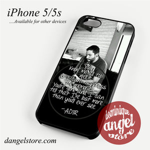 a day to remember ADTR Phone Case for iPhone 4/4s/5/5c/5s/6/6 plus
