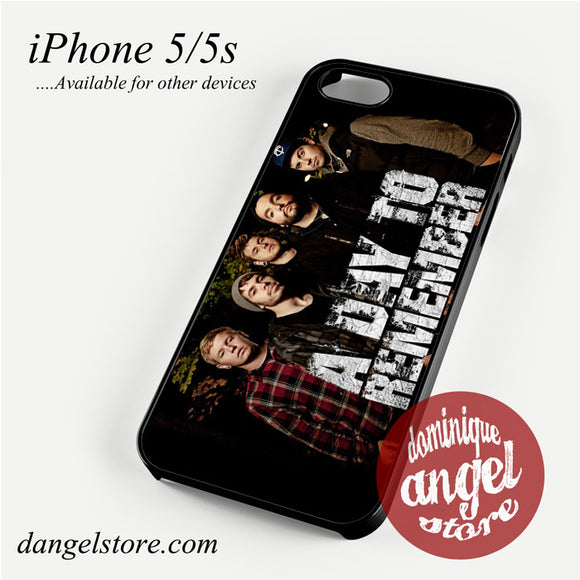a day to remember all Personil Phone Case for iPhone 4/4s/5/5c/5s/6/6 plus