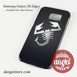 abarth Phone Case for Samsung Galaxy S3/S4/S5/S6/S6 Edge