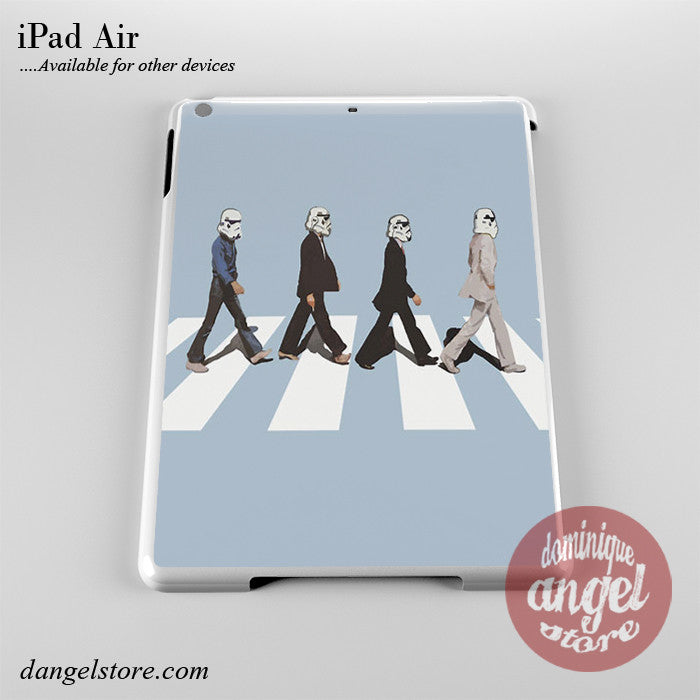 Abbey Road Darth Vader Phone Case for iPad Devices