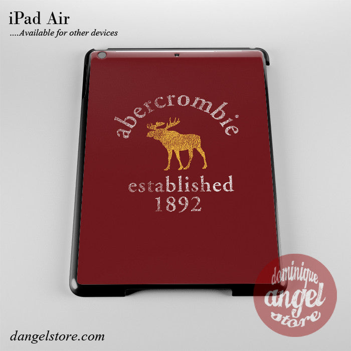 Abercrombie Moose Phone Case for iPad Devices