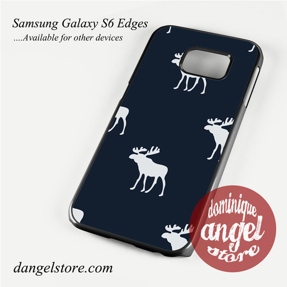 abercrombie and fitch moose Phone Case for Samsung Galaxy S3/S4/S5/S6/S6 Edge