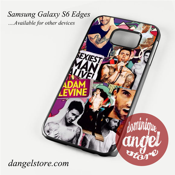 adam levine collage Phone Case for Samsung Galaxy S3/S4/S5/S6/S6 Edge