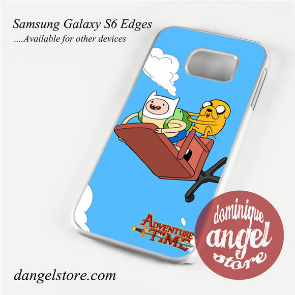 adventure time Phone Case for Samsung Galaxy S3/S4/S5/S6/S6 Edge