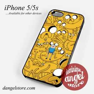 adventure time jake collage Phone case for iPhone 4/4s/5/5c/5s/6/6 plus