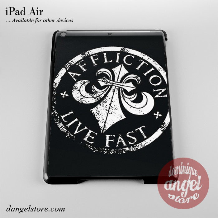 Affliction Live Fast Phone Case for iPad Devices