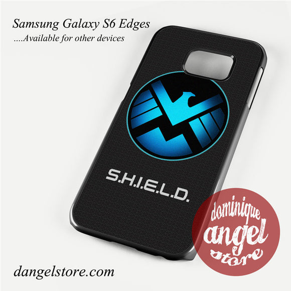 agent shield Phone Case for Samsung Galaxy S3/S4/S5/S6/S6 Edge