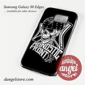 agnostic front skull logo Phone Case for Samsung Galaxy S3/S4/S5/S6/S6 Edge
