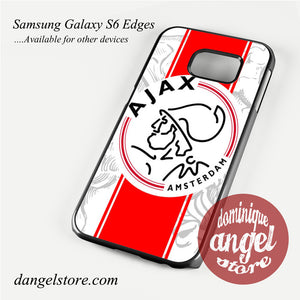 ajax amsterdam Phone Case for Samsung Galaxy S3/S4/S5/S6/S6 Edge