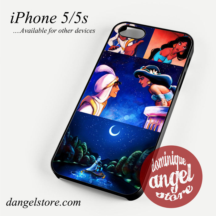 aladdin story Phone case for iPhone 4/4s/5/5c/5s/6/6 plus