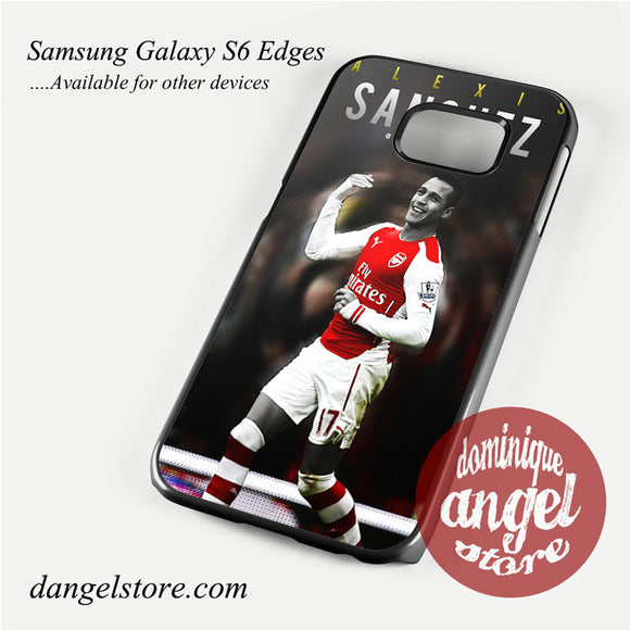 alexis sanchez Phone Case for Samsung Galaxy S3/S4/S5/S6/S6 Edge