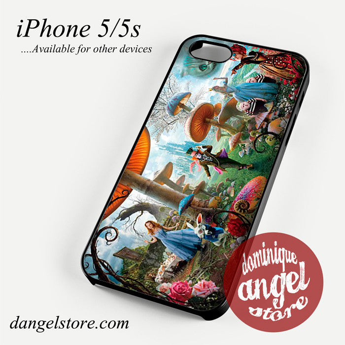 alice in wonderland party Phone case for iPhone 4/4s/5/5c/5s/6/6 plus