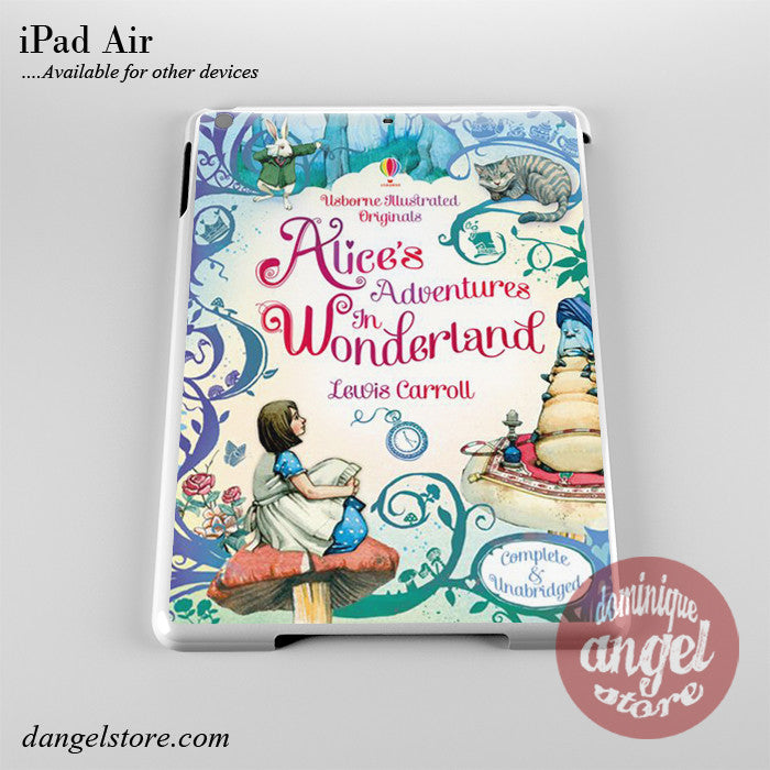 Alices Adventure Phone Case for iPad Devices