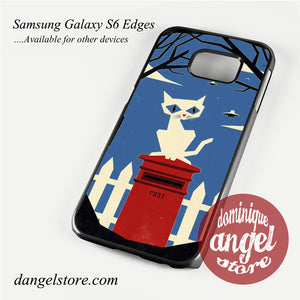 Aliencat Phone Case for Samsung Galaxy S3/S4/S5/S6/S6 Edge