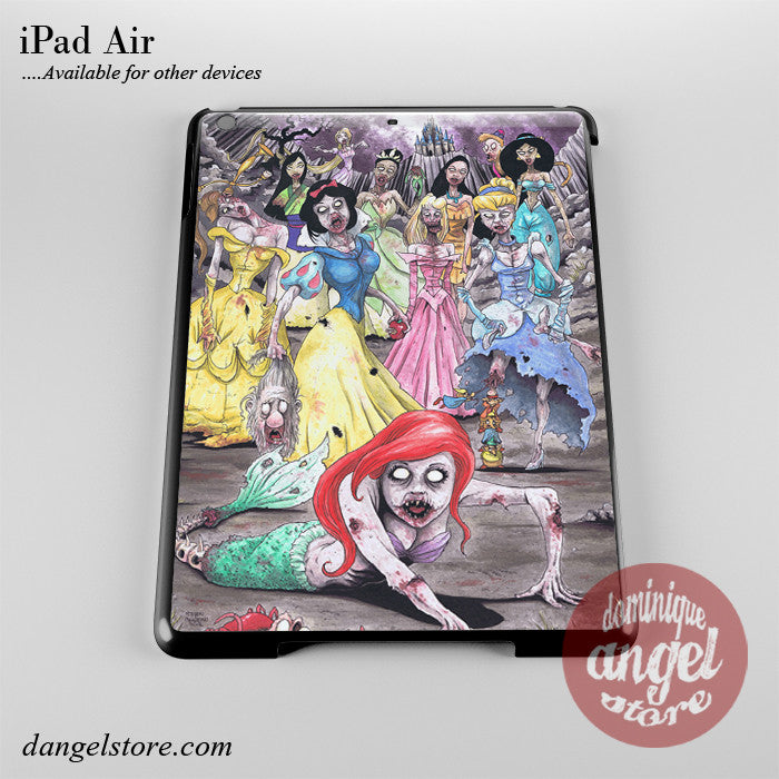 All Princess Zombie Phone Case for iPad Devices