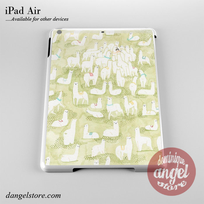 Alpaca Phone Case for iPad Devices