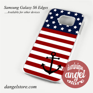 american anchor Phone Case for Samsung Galaxy S3/S4/S5/S6/S6 Edge