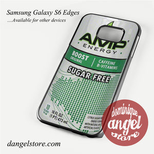 amp energy drink sugar free Phone Case for Samsung Galaxy S3/S4/S5/S6/S6 Edge