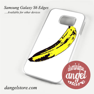andy warhol Phone Case for Samsung Galaxy S3/S4/S5/S6/S6 Edge
