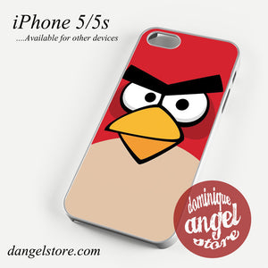 angry bird 1 Phone case for iPhone 4/4s/5/5c/5s/6/6 plus