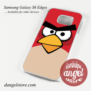Angry Bird 1 Phone Case for Samsung Galaxy S3/S4/S5/S6/S6 Edge