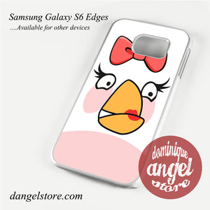 Angry Bird 7 Phone Case for Samsung Galaxy S3/S4/S5/S6/S6 Edge