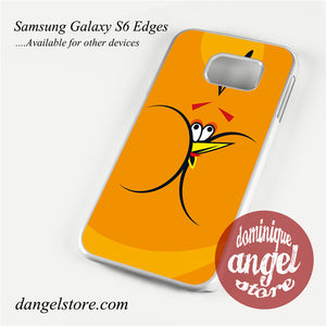 Angry Bird 8 Phone Case for Samsung Galaxy S3/S4/S5/S6/S6 Edge