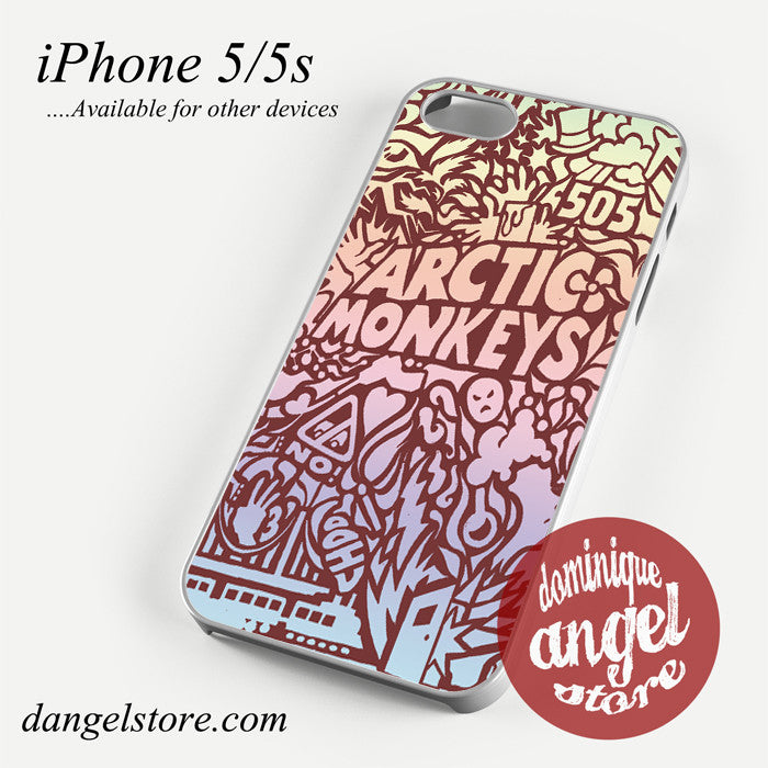 arctic 505 art Phone case for iPhone 4/4s/5/5c/5s/6/6 plus