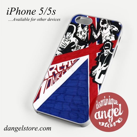 arctic monkeys art Phone case for iPhone 4/4s/5/5c/5s/6/6 plus
