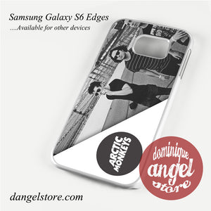arctic monkeys band Phone Case for Samsung Galaxy S3/S4/S5/S6/S6 Edge