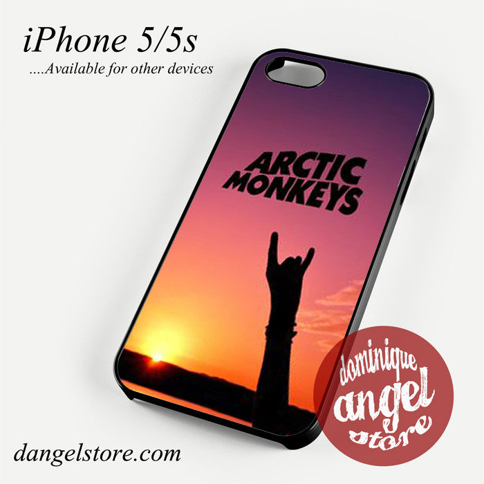 arctic monkeys rock out Phone case for iPhone 4/4s/5/5c/5s/6/6 plus