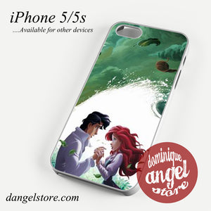 ariel and her love Phone case for iPhone 4/4s/5/5c/5s/6/6 plus