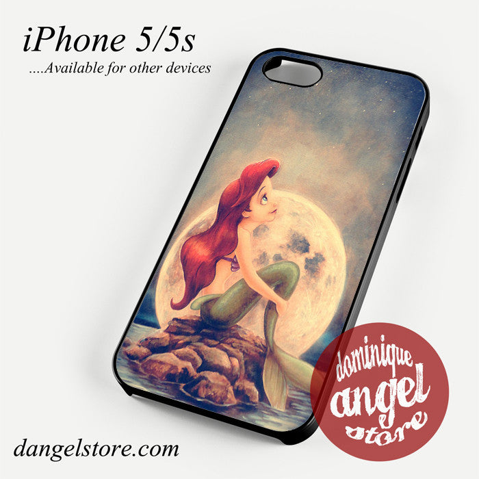 ariel under the night sky Phone case for iPhone 4/4s/5/5c/5s/6/6 plus