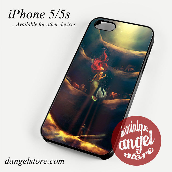 ariel wanna see the world Phone case for iPhone 4/4s/5/5c/5s/6/6 plus