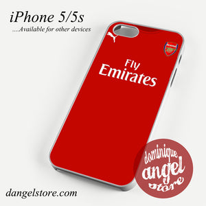 arsenal jersey 2 Phone case for iPhone 4/4s/5/5c/5s/6/6 plus