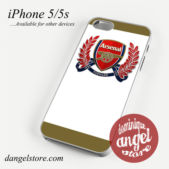 arsenal logo art Phone case for iPhone 4/4s/5/5c/5s/6/6 plus