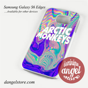 artic monkeys disco logo Phone Case for Samsung Galaxy S3/S4/S5/S6/S6 Edge